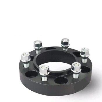 1Pcs PCD 6X139.7-93.1 Hub Cebtric 6x5.5 (6x139.7mm) Center Bore 93.1mm Car Wheel Hub Spacer For Ford Ranger T6