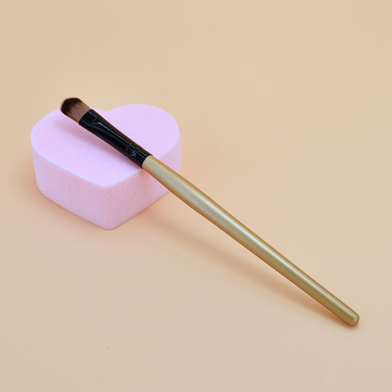 2020 Classic 1PC Eye Makeup Brush 4 ColorsSmudge Shadow Eyeshadow Nose Eyeliner Single Brush Cosmetic Brush Tool Maquiagem TSLM1