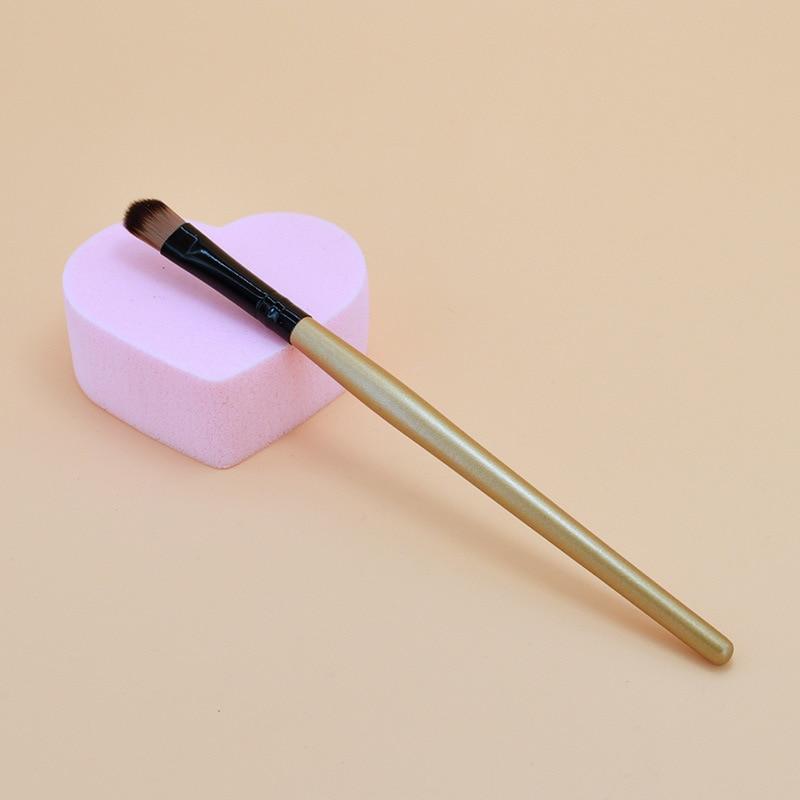 2020 Classic 1PC Eye Makeup Brush 4 ColorsSmudge Shadow Eyeshadow Nose Eyeliner Single Brush Cosmetic Brush Tool Maquiagem TSLM1