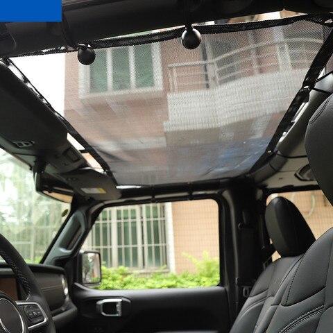 sansour carro superior para sol capa para jeep