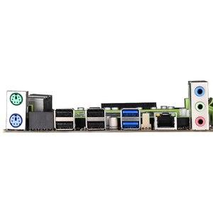 Image 4 - X79 X79M S scheda madre LGA2011 E5 2620 CPU 4pcs x 4GB = 16GB DDR3 1333Mhz 10600 ECC REG di Memoria Set M ATX combo M.2 SSD