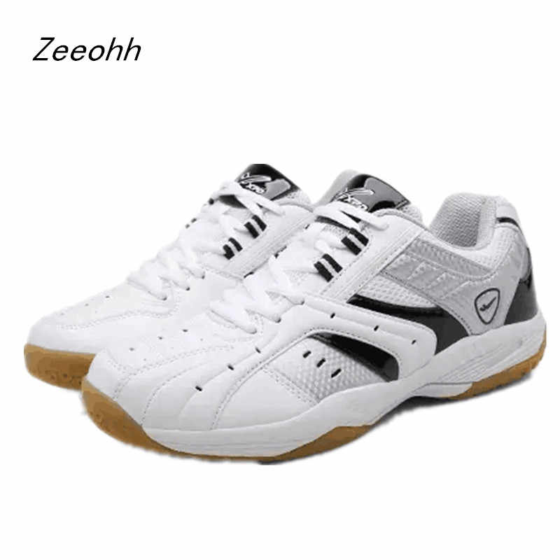 Outdoor Badminton Shoes Professional Training Sneakers Men Anti-Slipper Breathable Sport Shoes High Quality Tennis Shoes