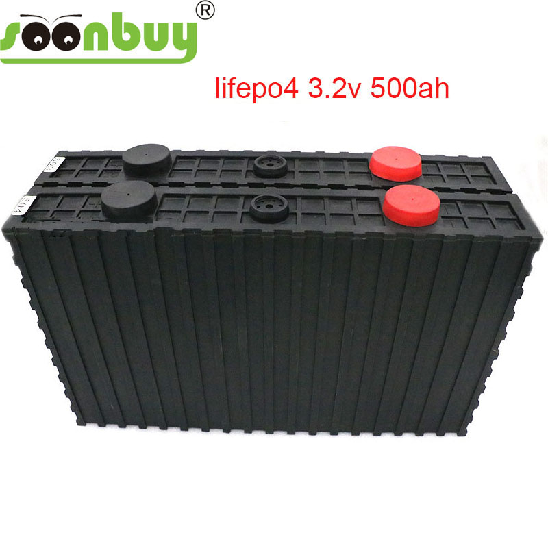 <font><b>Lifepo4</b></font> <font><b>3.2V</b></font> 500AH lithium <font><b>battery</b></font> solar energy storage vehicle House hold electric supplies caravan subwoofer inverter RV AVG image