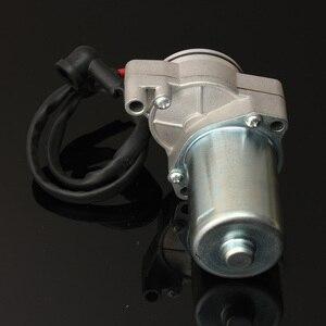 12 зубов 3 болта электрический стартер двигателя для 90cc 110cc 125cc 4-тактный велосипеды ATV квадроциклы Go kart Аксессуары для мотоциклов
