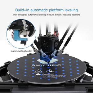 Image 3 - ANYCUBIC Kossel 3dเครื่องพิมพ์Impresora 3d Auto LevelingโมดูลLinearท่องเที่ยวอัตโนมัติLevelingแพลตฟอร์ม 3Dชุดเครื่องพิมพ์ 3d Drucker