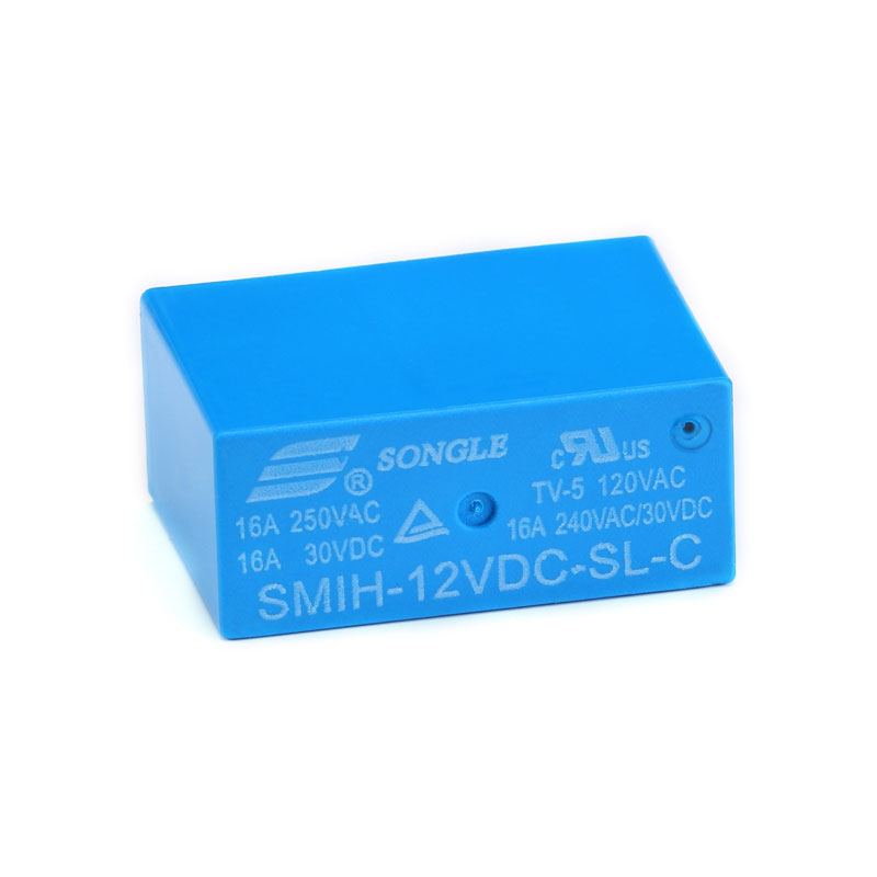 SMIH-05VDC-SL-C SMIH-12VDC-SL-C SMIH-24VDC-SL-C 05 12 24 V Relays 16A 250V 8pin A Set Of Conversion 14FH Compound type (4)