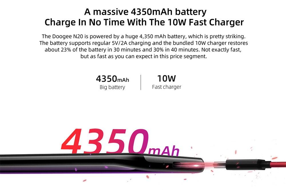 DOOGEE N20 Mobilephone (6)