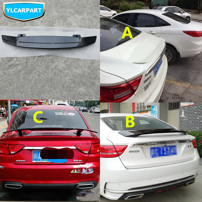 For Geely Emgrand GT GC9 Borui  Car tail spoiler|geely emgrand|spoiler car|geely cars - title=