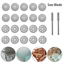 Blades Drill-Accessories Cutting Circular-Saw Carbon-Steel Wheel-Discs Rotary-Tool 10pcs
