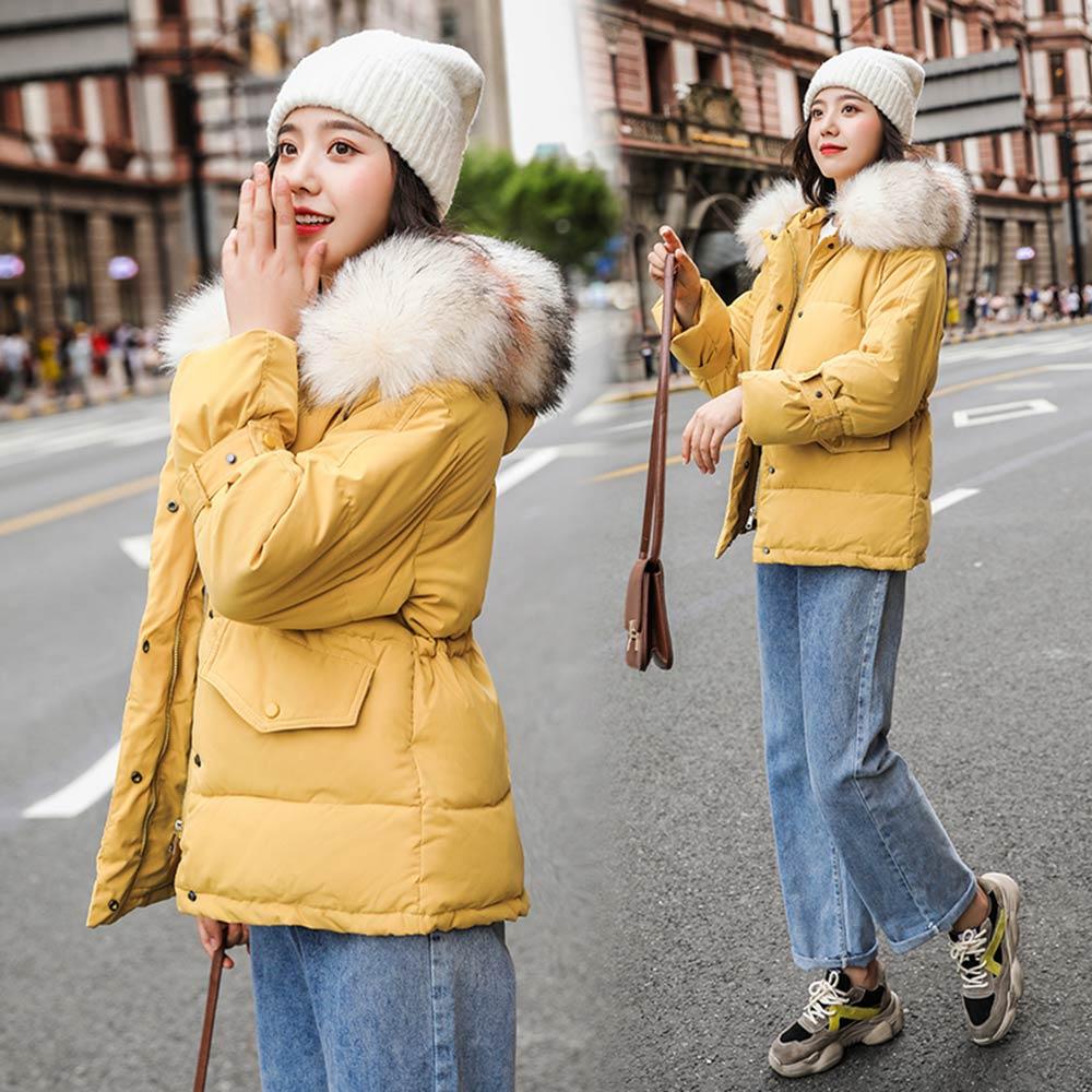 Hooded Solid Coat Overcoat