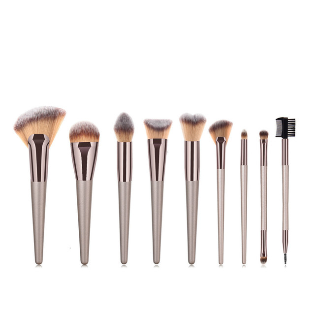 Make Up Brushes High Quality Makeup Brush For Powder Foundation Cosmetic Eyebrow Eyeshadow Brush Set Beauty Pincel Maquiagem 1