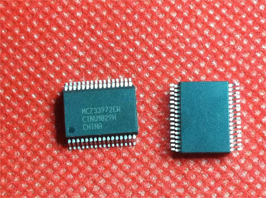 1pcs/lot MC33972ATEW MCZ33972EW MCZ33972 HSSOP-32 In Stock