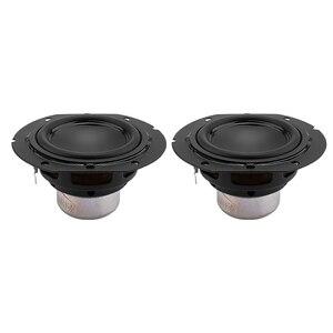 Image 4 - AIYIMA 2PC 2 Zoll Mini Vollständige Palette Lautsprecher Fahrer 4Ohm 20W Große Hub DIY Bluetooth Musik Lautsprecher Satellite sound Lautsprecher