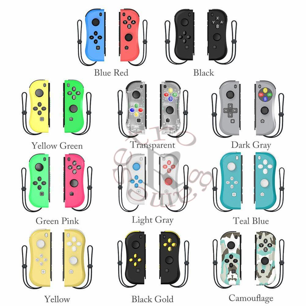 Wireless Controller for Nintend Switch Including vibration and sensor functions can be used through wired and Bluetoot(China)