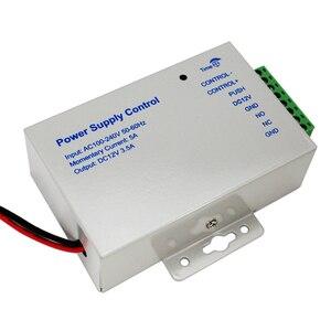 Image 4 - 110 240v 5A電源アクセス制御電源黒/白のカラーオプション