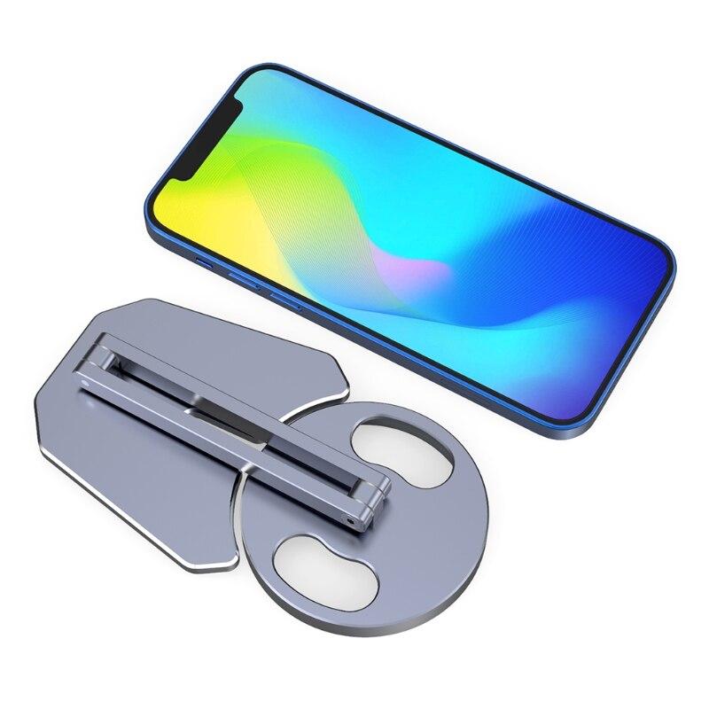 suporte do telefone metal carregador berco 01