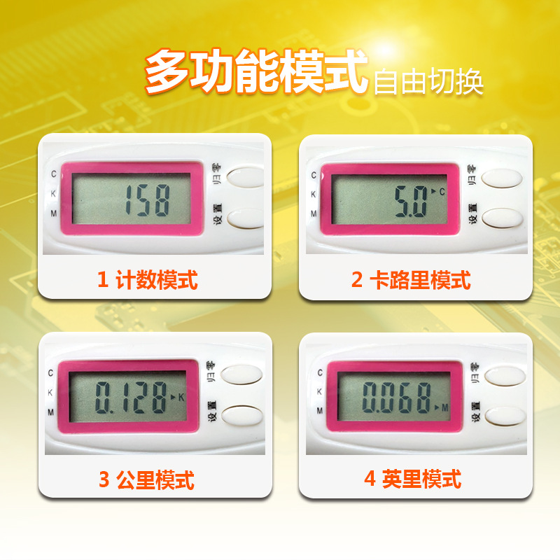 Students With Counter Counting Jump Rope Junior High School Rope Lengthened Counter Timing Meter Pedometer In Long Rope.