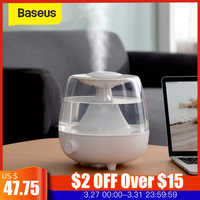 Humidificador de Aroma Baseus Difusor para oficina en casa Humidificador de aire de gran capacidad de 2,4 L Humidificador de aceite esencial Humidificador
