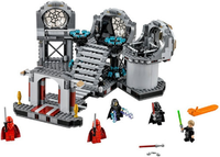 10464 The Death Star Final Due 723 Pcs Compatible with Legoinglys Star Wars Series Bela Building Blocks Toys for Children 75093