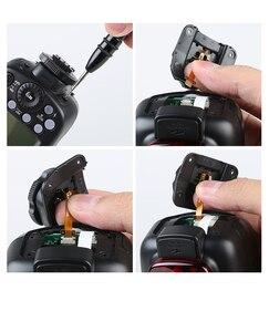 Image 5 - Godox TT685, Zapata de montaje para fijación Godox TT685C TT685N TT685S TT685F TT685O Series Speedlite Flash Repai piezas