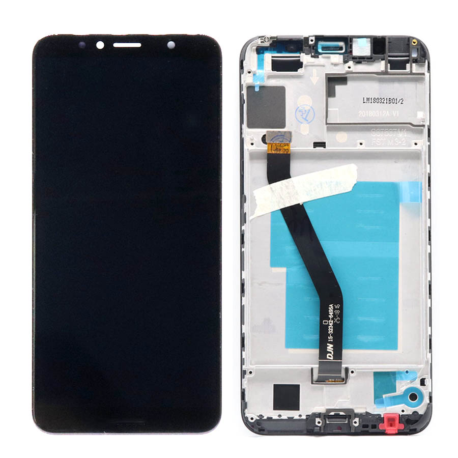 For Huawei Y6 2018 LCD Display Touch Screen ATU L11 L21 L22 LX1 LX3 L31 L42 For Huawei Y6 2018 LCD Display Touch Screen ATU L11 L21 L22 LX1 LX3 L31 L42 For Huawei Y6 Prime 2018 LCD Screen With Frame