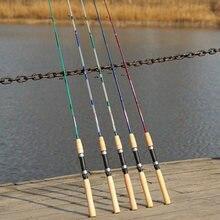 Lieyuwang 1.5 m aachen haste reta super duro ml mar bream isca haste de madeira alça sólida multi-purpose fiação vara de pesca
