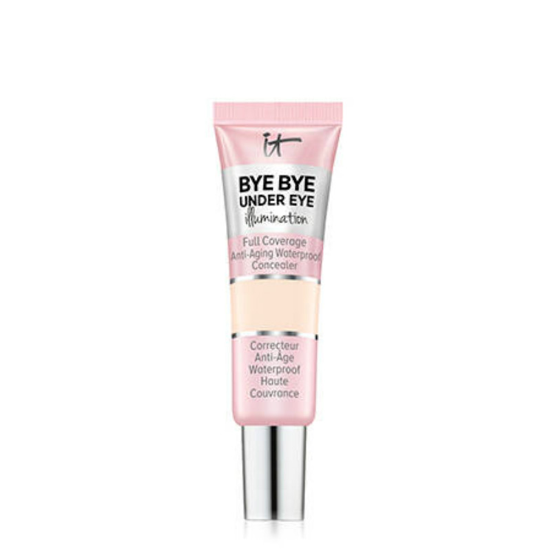 Profissional It Cosmetics It Bye Bye Under Eye Pink Eye Shade Cream Foundation Makeup Concealer Make Up Pro Conceal 12ml image