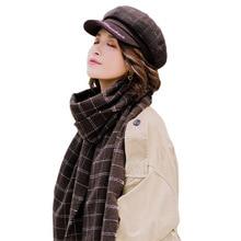 Вязаная шапка с ушами; женская одежда; теплые шарфы; шапки; зимние шапки для девочек; комплекты с воротником; шейный платок; шарфы; костюмы; аксессуары