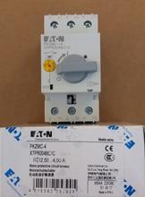 Eaton moeller PKZMC-4 pkzmc4 disjuntor 2.5-4a-novo