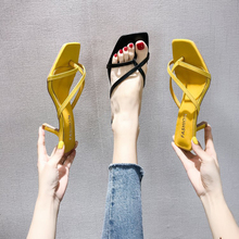 Women Sandals Shoes Woman Slippers Heels Pumps Flip Flops Hi