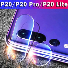 Phone Back Camera Lens Tempered Glass for Huawei P20 Lite Screen Protector Camera Len Film for Huawei P Smart 2019 P9 P10 Plus(China)