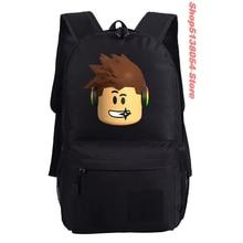 купить Printing Robloxer Game Backpack Schoolbag For Teenagers  Travel Casual Laptop Camouflage Bags Rucksack Shoulder Bag Kid по цене 1112.44 рублей