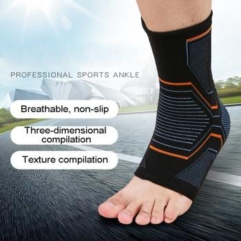 Supporto Elastico Traspirante per la Compressione Della Caviglia 1