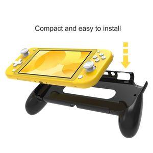 Image 2 - Przenośny ręczny futerał ochronny odporny na zarysowania twardy pokrowiec z ABS Protector na przełącznik do nintendo Lite uchwyt uchwyt Grip Gaming