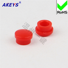 A59 High quality straight key switch hat switch self-locking red and white black with key switch / key switch cap