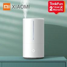 XIAOMI MIJIA humidificateur de stérilisation de UV-C intelligent S diffuseur d'aromathérapie à la maison diffuseur Machine 4.5L brumisateur d'huile essentielle