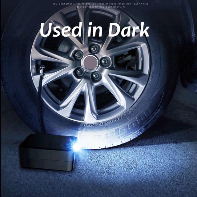 Mini pompe à Air numérique pour pneus de voiture, 30 cylindres, 150psi, avec pompe à Air, avec suspension automatique