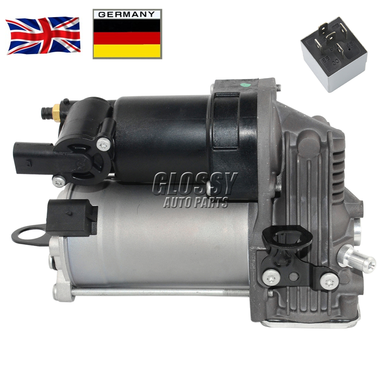 AP02 Air Suspension Compressor PUMP 1643201204 A1643201204 สำหรับ Mercedes M ML GL X164 W164 AMG 320 350 420 450 500 280 300 CDI