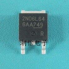 Original New 5pcs/ 2N06L64 SPD15N06S2L-64  TO-252 55V 19A