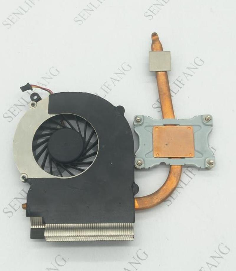 Free Shipping Cooler For HP 2000 CQ43 CQ57 630 Cooling Heatsink With Fan 646184-001 For INT CPU AND GL GM Chipset UMA Model