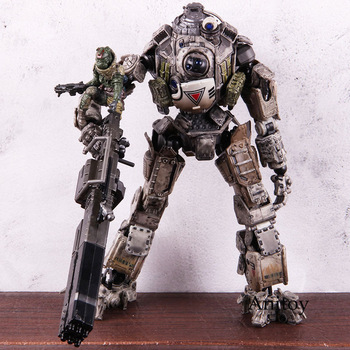 PLAY ARTS Atlas Titanfall 2 Atlas Game Figure Atlas Action Figure PVC Collectible Model Toy фото