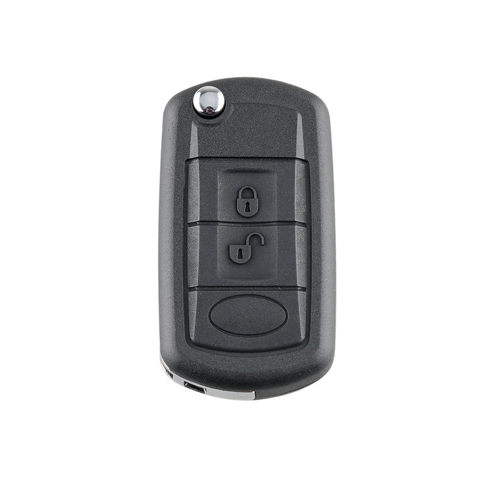 UK Stock Range Rover Sport FOR Land Rover Discovery 3 Button Remote Key Fob Case