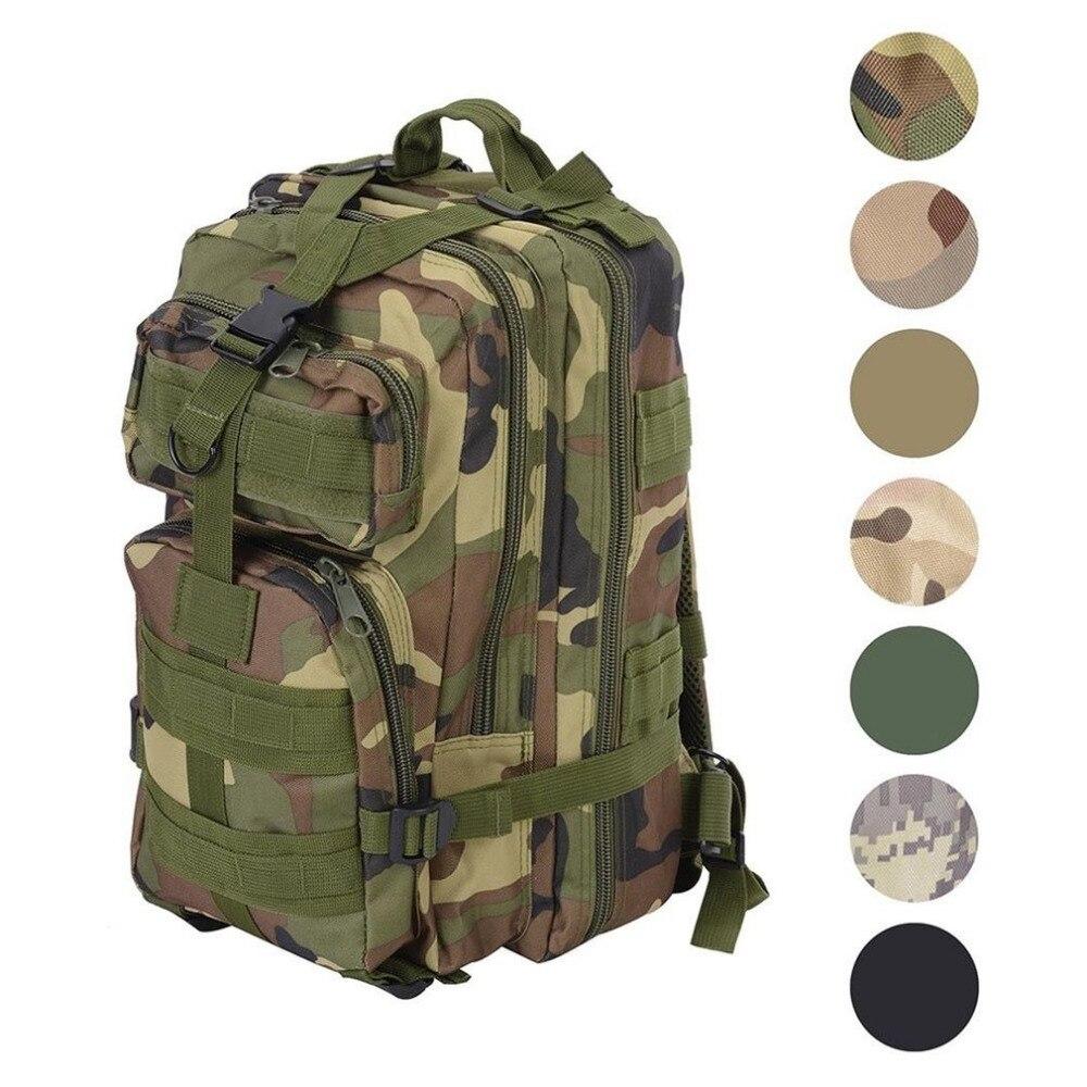 Outdoor Multifunctional Sports Camping Trekking Hiking Bag Military Tactical Rucksacks Backpack Travel Bags 25L-30L