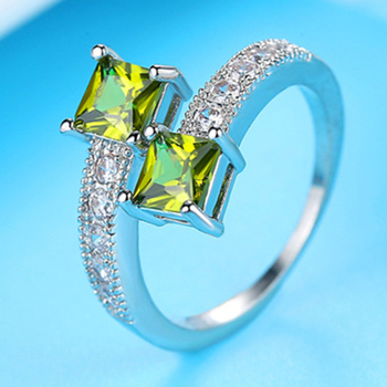 Luxury Starry Star Fashion Rings 3