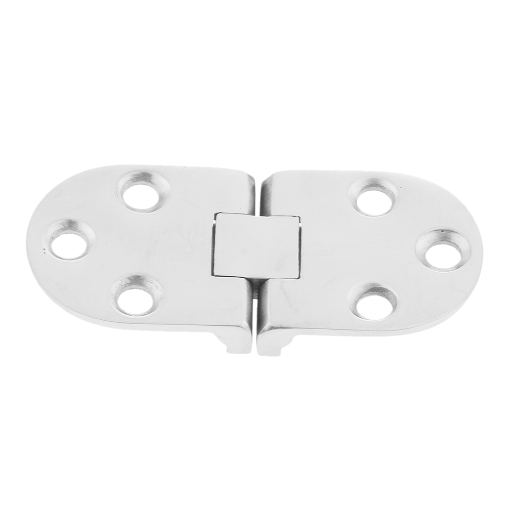 Heavy Duty Marine Grade 316 Stainless Steel Heavy Duty Butt Hinge 66 X 30mm