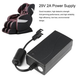 29V 2A AC/DC 2 Pin Electric Recliner Sofa Chair Adapter Transformer Power Supply with Pulling Buckle for Limoss for OKIN