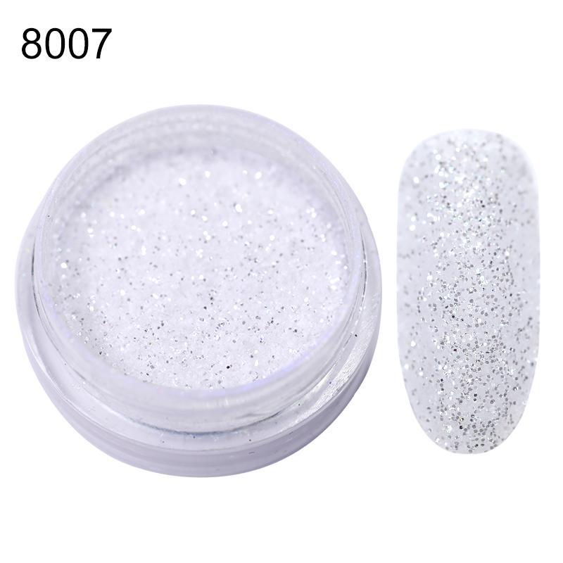 Rose Gold Bubble Mirror Powder Metallic Nail Glitter Holographics Chrome Dust Sparkling Flakes Pigment Manicur Nail Art Decor 71