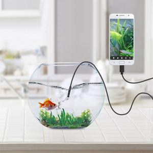 Image 3 - Wireless Endoscope 2.0 Megapixels HD 8.0 mm WiFi Borescope  Waterproof Inspection Snake Camera   With Own WiFi Box 8 LED Lights