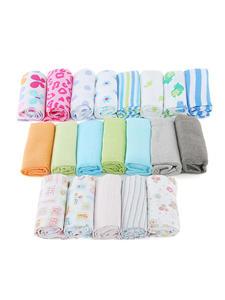 Cloth Diapers Fabric Printing Washable Cotton Cute Cartoon Birdseye 50--36cm