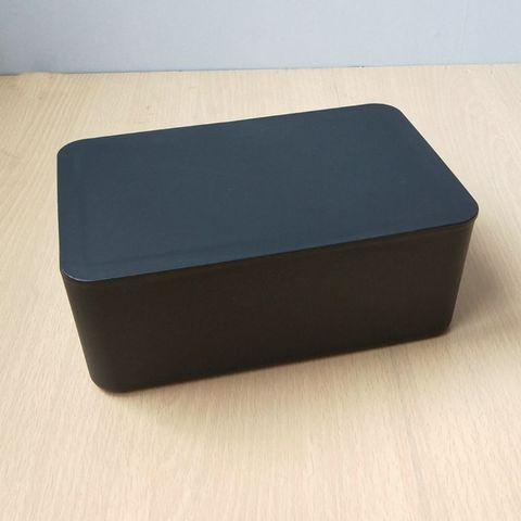 caixa de armazenamento tecido para escritorio em casa c6uf